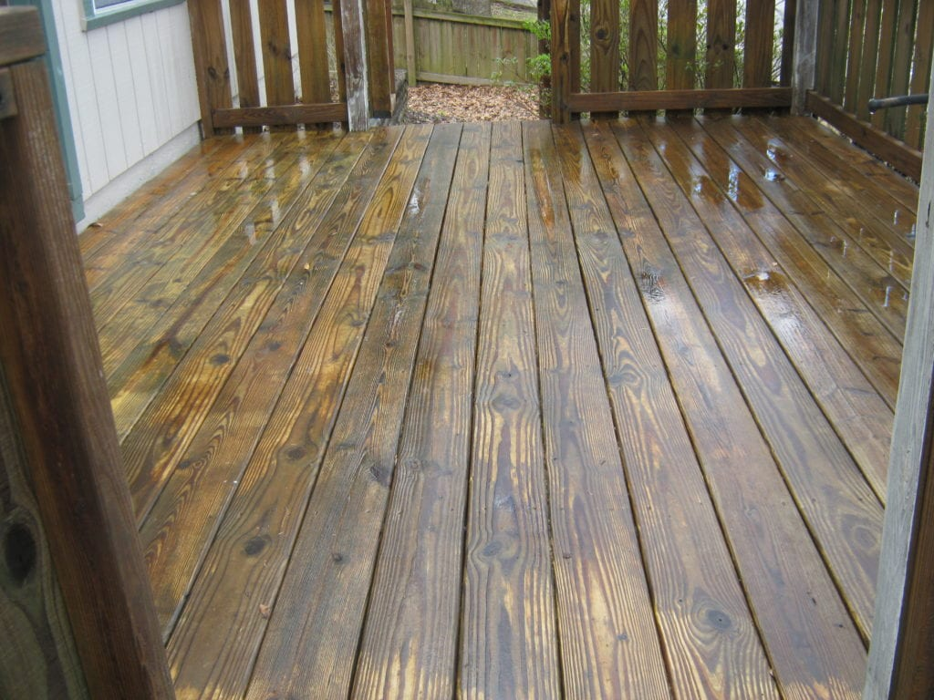 Deck Cleaning Tallahassee FL