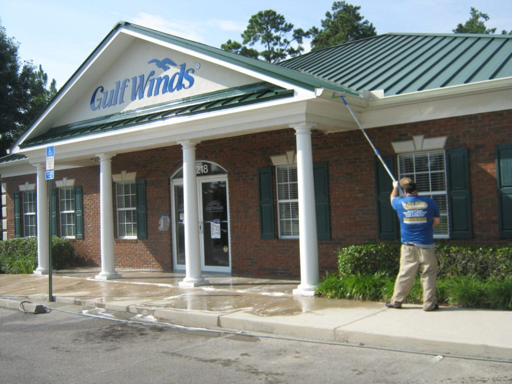 Commercial Gutter Cleaning Tallahassee FL