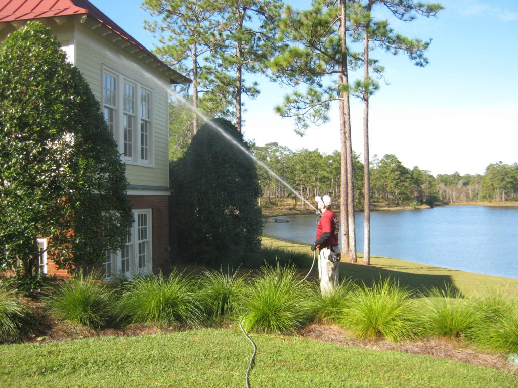 House Washing Tallahassee FL