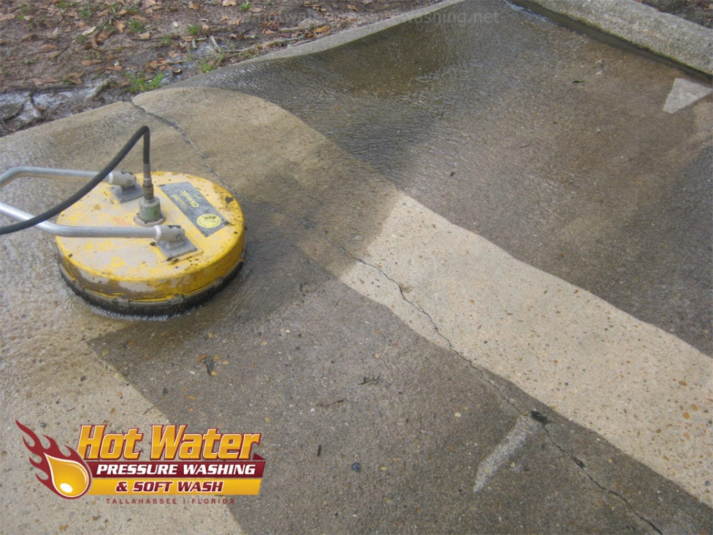 Concrete Cleaning Tallahassee FL