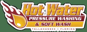 Hot Water Pressure Washing & Soft Wash Tallahasee FL